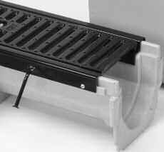 Zurn FLO-THRU Z886 Commercial Trench Drains
