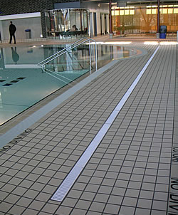 NDS SpeeD Drain Pool Deck Drains